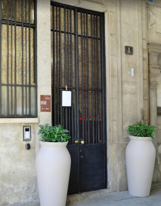 Ingresso Rooms Milano Duomo